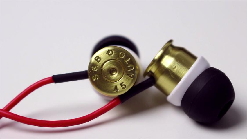 Bullet Headphones