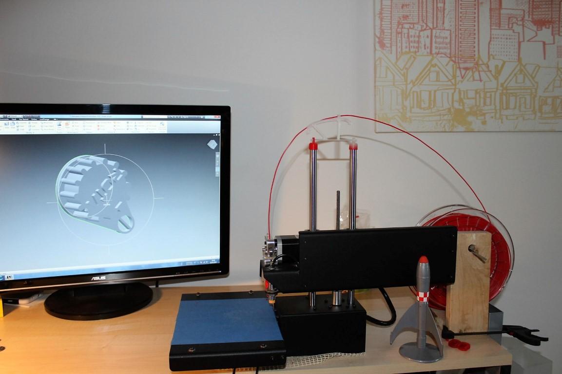 3D Drucker zu Hause (Medium)