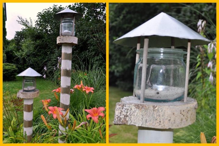 Leuchttürme Für Den Garten
