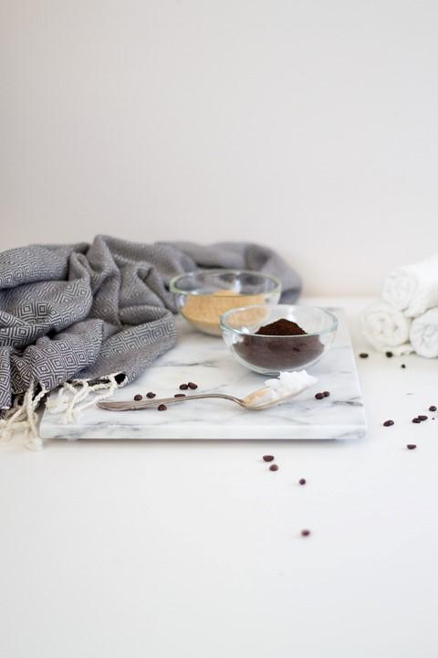 DIY Kaffee Peeling by Linda loves bei Hand im Glück