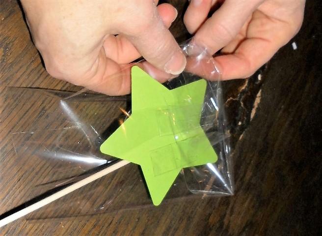 Sternenlichter selber basteln Hand im Glück (6) (Small)