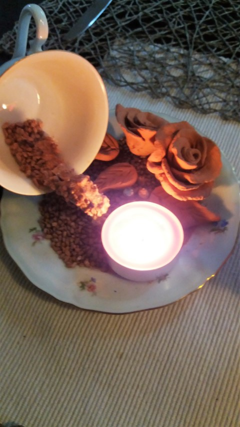 Rosen aus Ton selber machen (3)