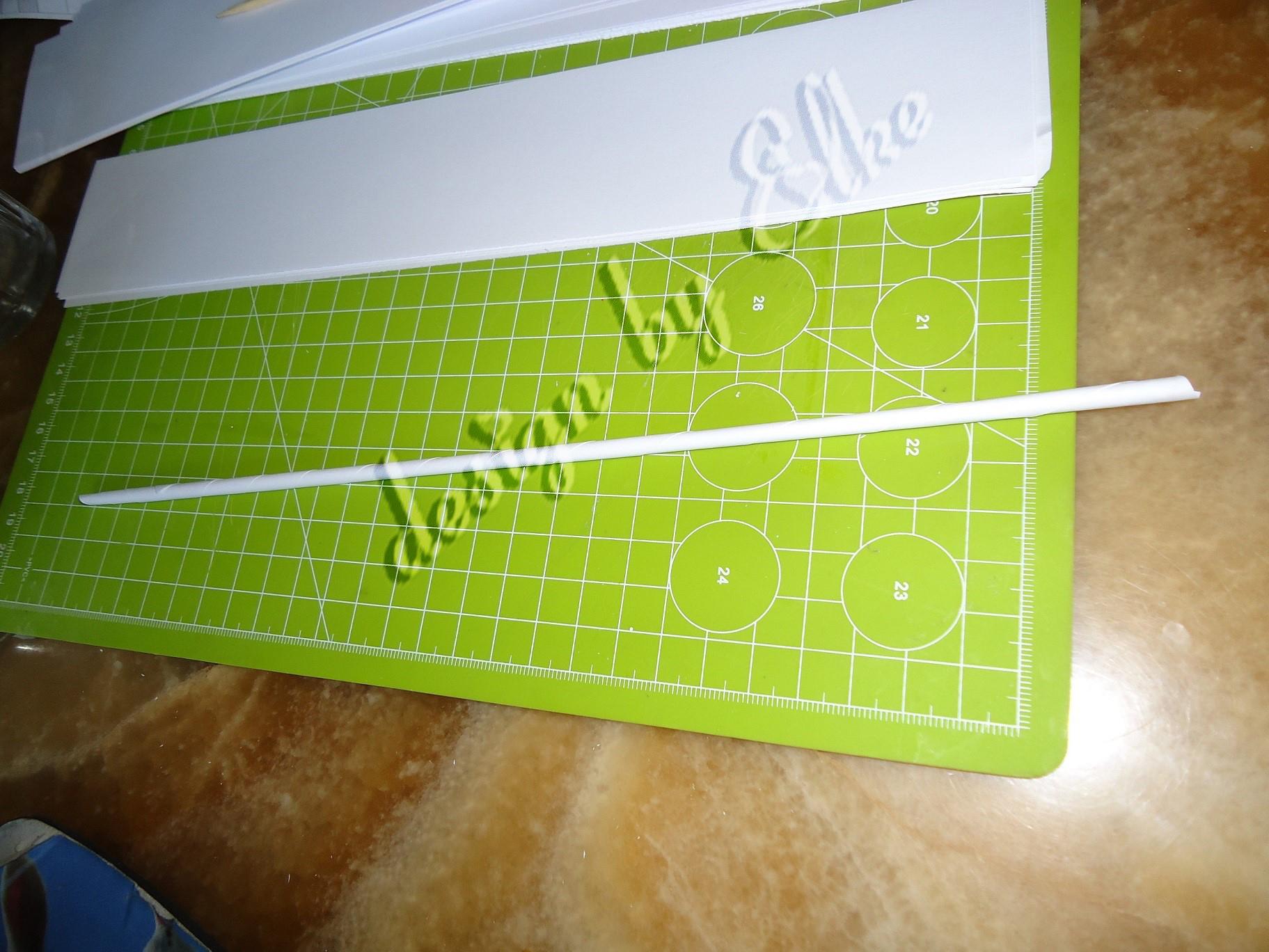 Papierröllchen aus Drucker Papier rollen mit Video