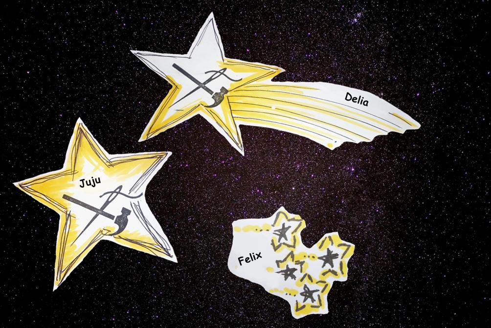 Sky of Fame Stück Himmel