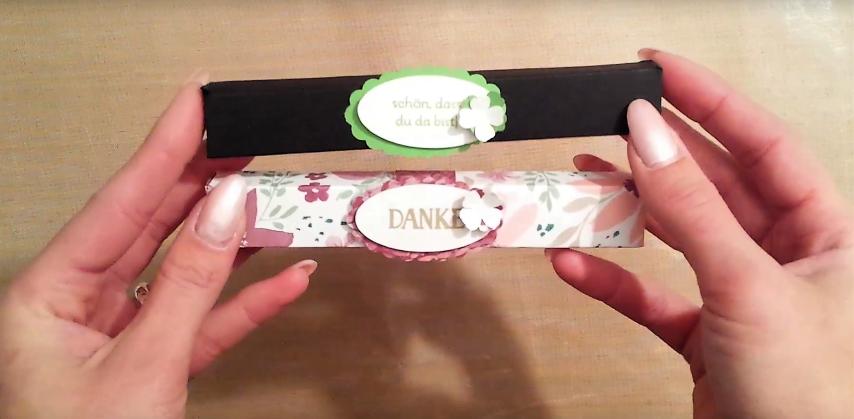 Amicelli-Verpackung DIY
