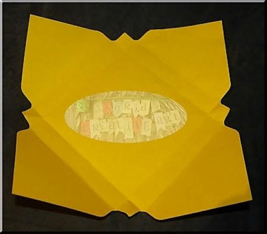 DIY Schokoladenverpackung, envelope punchboard (2)