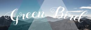 Greenbird Logo bei Hand im Glück Blogger Programm