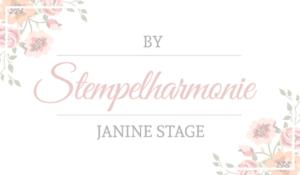 Stempelharmonie Logo Janine Stage