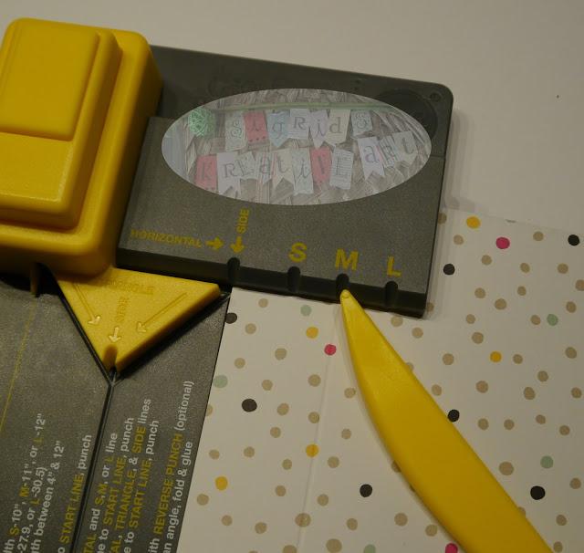 gift bag punchboard stampin up1