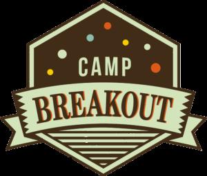 Camp_Breakout_Ferienlager für Erwachsene_Logo_HandimGlueck