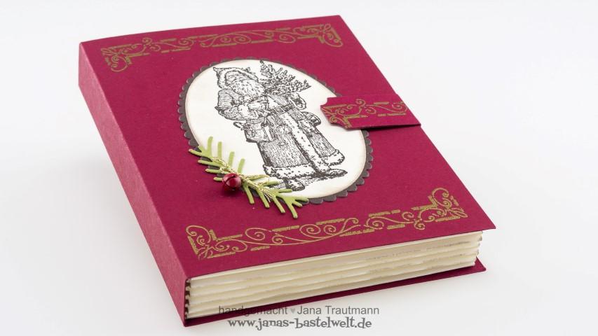 Buchverpackung_Weihnachtsmann_Hand im Glück