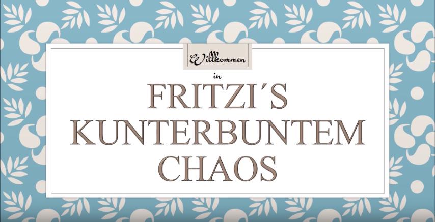 Fritzis kunterbuntes Chaos (Small)