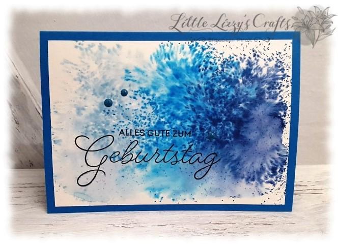 Geburtstagskarte mit aquarell hintergrund (Small)