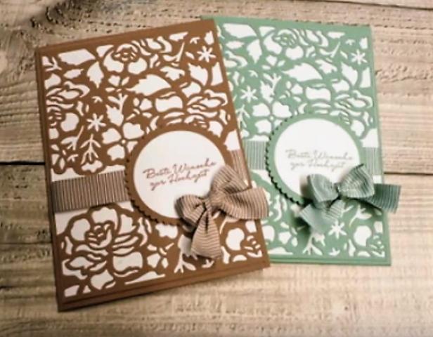 Hochzeitskarte selber machen (Small)