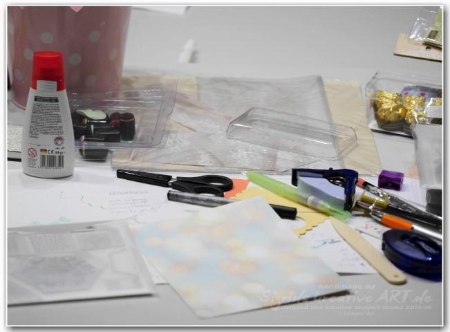 Sigrid kreative Art Hand im Glück Blogbeitrag