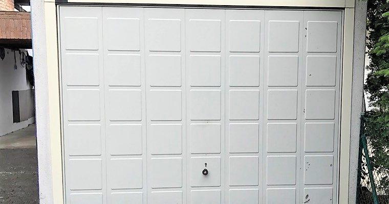 Garage selber bauen Hand im Glück