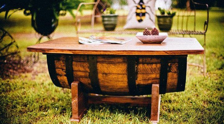 5 Dinge, an die man beim Garten-Möbelbauen denken sollte