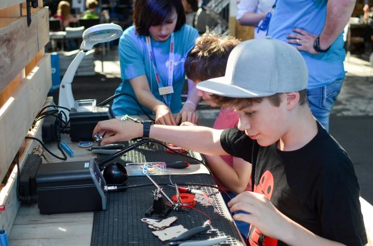 Maker Faire Hannover_DIY_Event_Hand im Glück (1)