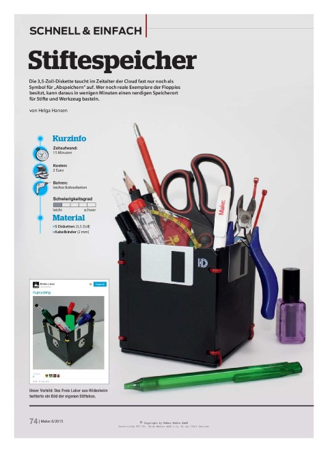Stiftehalter_aus_Disketten_Upcycling_Hand-Im-Glueck (Small)