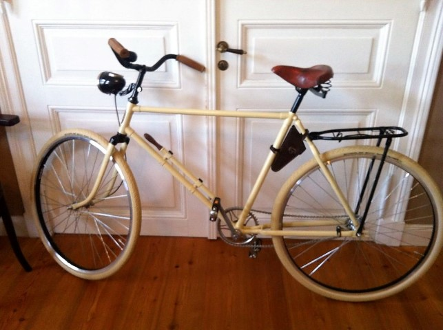 Fahrrad restaurieren - I like my Bike
