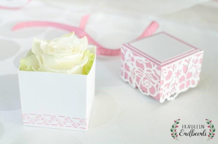 stampin up anleitung rosenbox