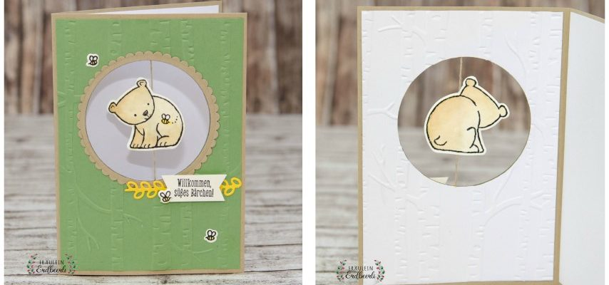 Spinner-Card-mit-süßem-Bärchen-Stampin-Up-Fräulein-Erdbeerli Hand im Glueck (11)