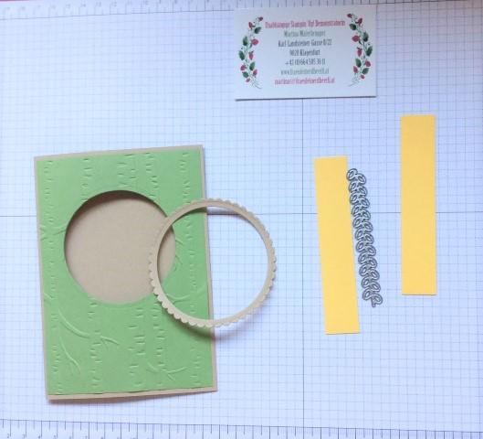 spinner card mit s em b rchen selber basteln stampin. Black Bedroom Furniture Sets. Home Design Ideas