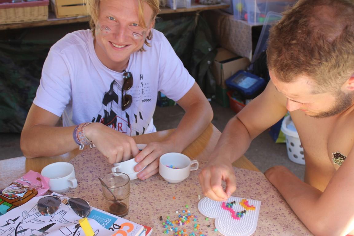 Camp Breakout-Ferienlager für Erwachsene