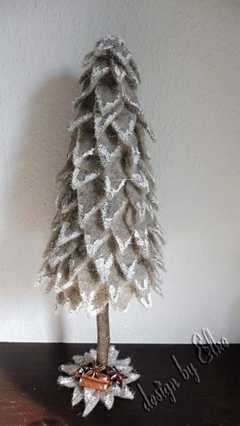 Filz Band Baum
