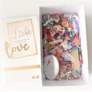 Geld-Geschenkbox zur Hochzeit selber machen