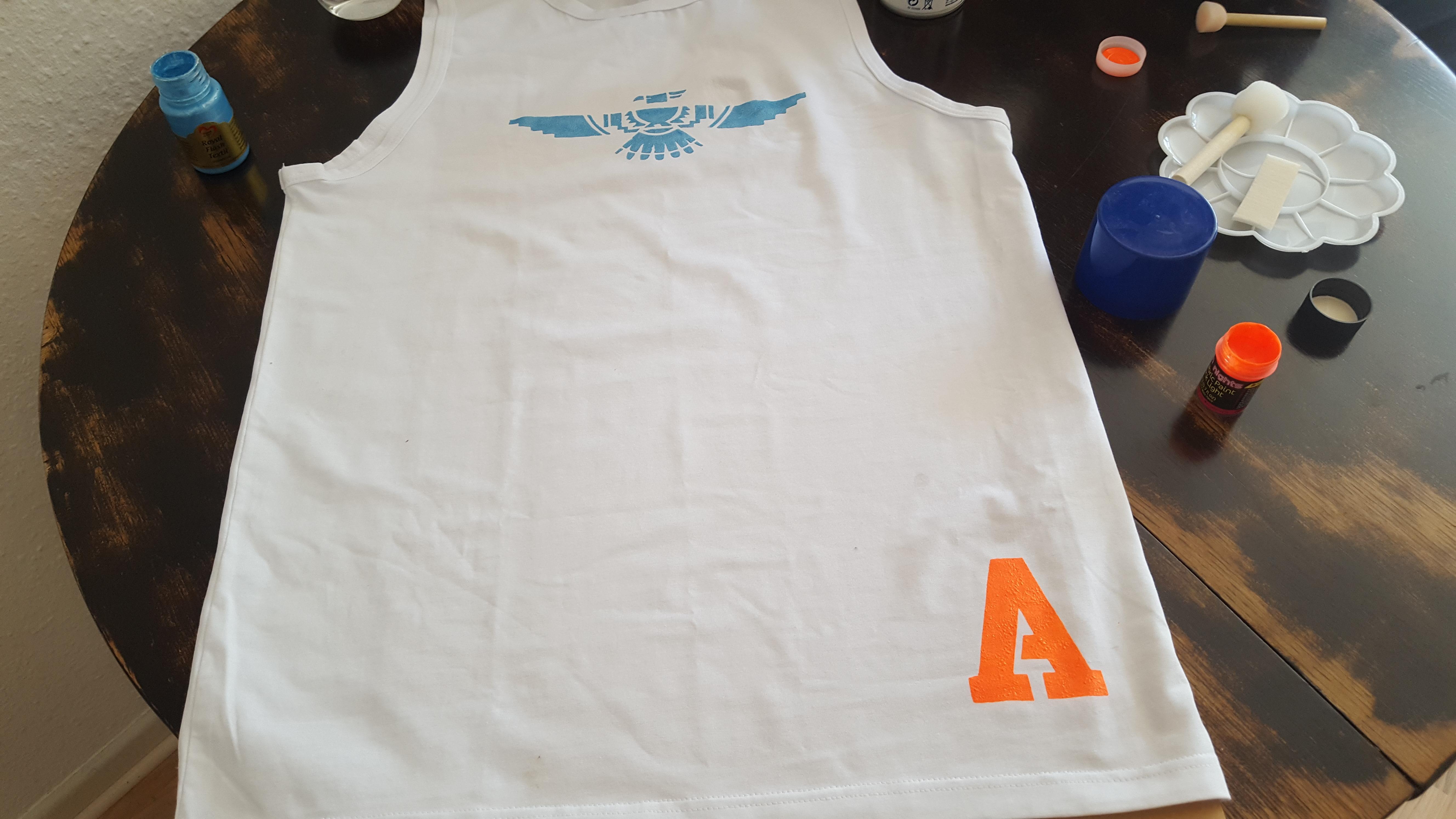 Shirts selber bedrucken mit Schablone_hand-im-glueck.de
