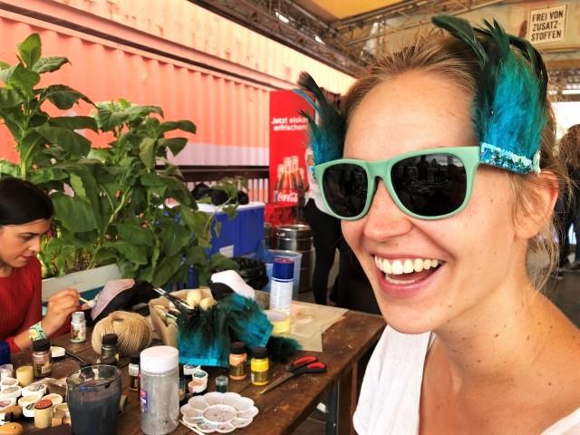 Festival Sonnenbrille selber machen Hand im Glueck (9)