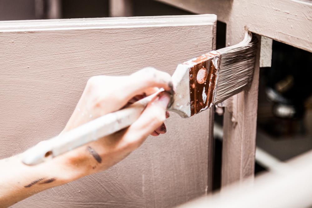 Kueche renovieren DIY Upcycyling Hand im Glueck (2)