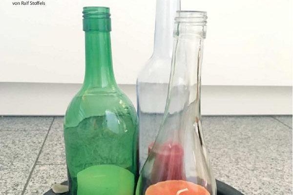 Glasabschneider - Upcycling von Glasflaschen