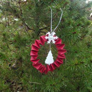 Ornament Petra selber basteln