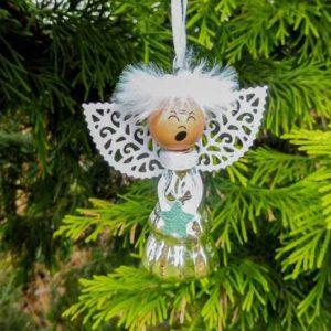 Weihnachts-Engel Tina für den Weihnachtsbaum