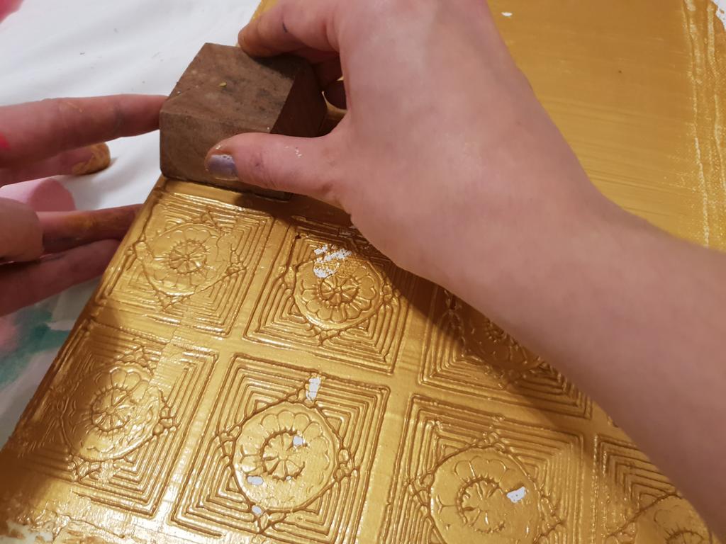 K1024_Inspiration auf Leinwand_goldene antike Symbole stemplen_hand-im-glueck (12)