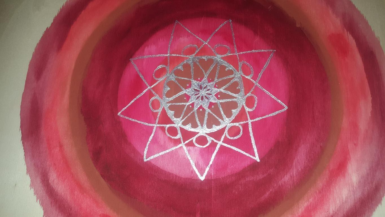 K1024_Mandala mit Wasser- & Metallicfarben auf Holz malen (13)