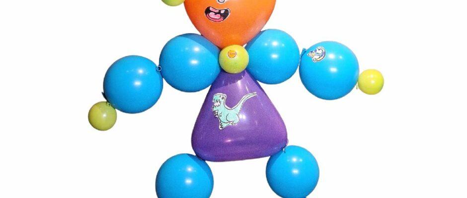 Ballonfreund BRUNO | Hand im Glück DIY Box