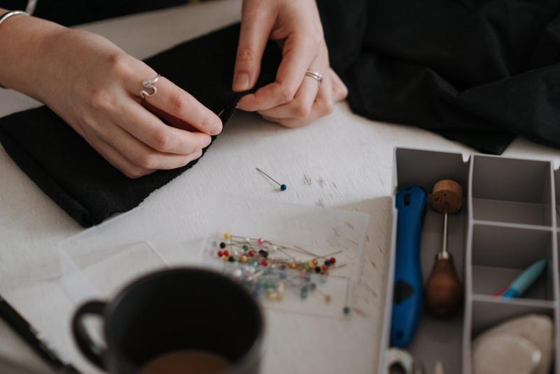 Wiedererkennung für dein DIY - Blogbeitrag-Hand im Glueck